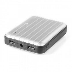 I4115022 Chargeur de Batterie USB , LED 4400 mAh Powerbank