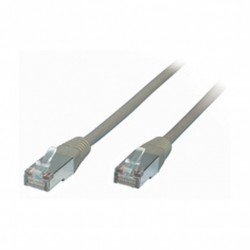 Cable patch BASIC-S cat. 6 S/FTP gris 5,00 m