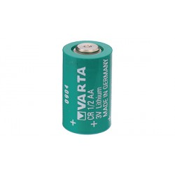 Pile photo Lithium 3V 950mAh CR1/2AA Varta