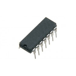 IC logiques DIL-14, SN7400, Texas Instruments