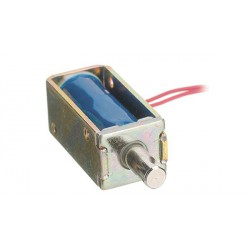 Electro-aimant ouvert 15MM 15 mm 7.70 N 4.2 W TDS-10A 24VDC
