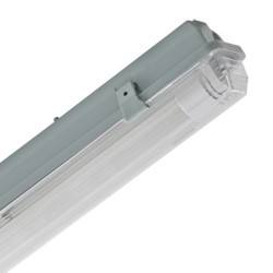 Reglette éclairage 120cm LED 18W 4000K 1700lm IP65