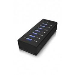 Concentrateur USB 3.0 7x - ICY BOX