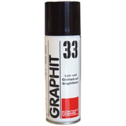 GRAPHIT 33 - Vernis conducteur au graphite 200ml