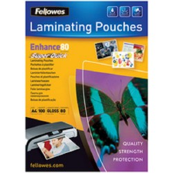 Fellowes Pochette à plastifier Super Quick A4 250 microns