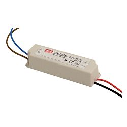 Alimentation pour LED 12V 102W LPV-100-12 Mean Well